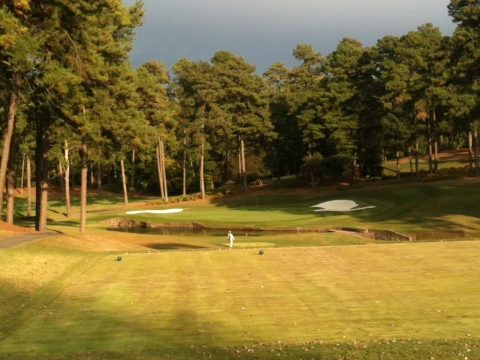 The 14th at Peachtree Golf Club