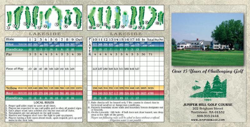 JH scorecard